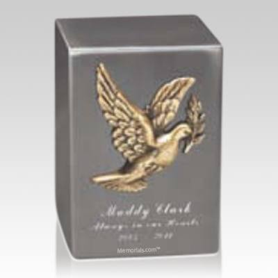 Dove of Peace Child Urn