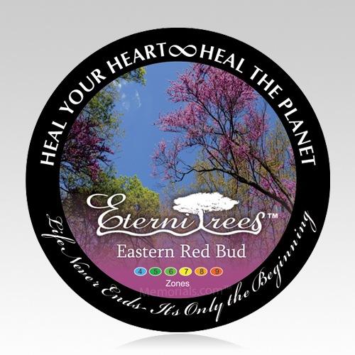 Eastern Redbud Cremation Ash Pet Tree