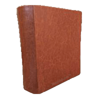 Edwards Wooden Book Urn