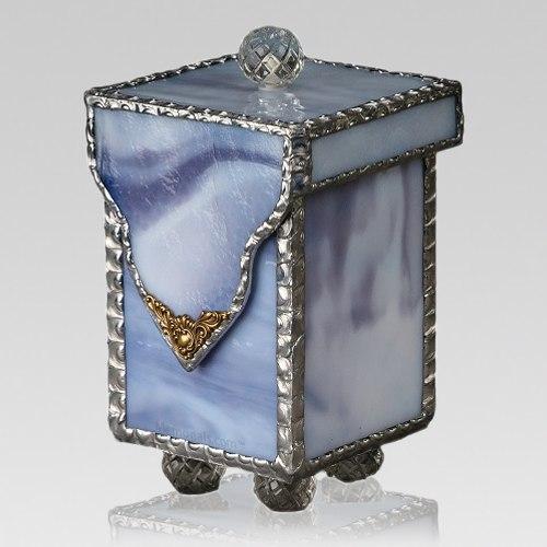 Elegance Glass Child Cremation Urn