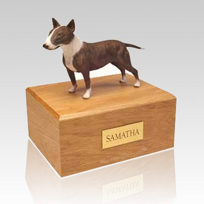English Bull Terrier Dog Urns