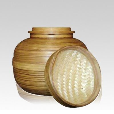 Eternal Bamboo Cremation Urn