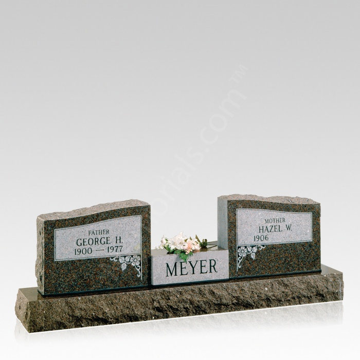 Eternally Mine Grave Headstone