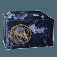 Eternity Army Cremation Urn