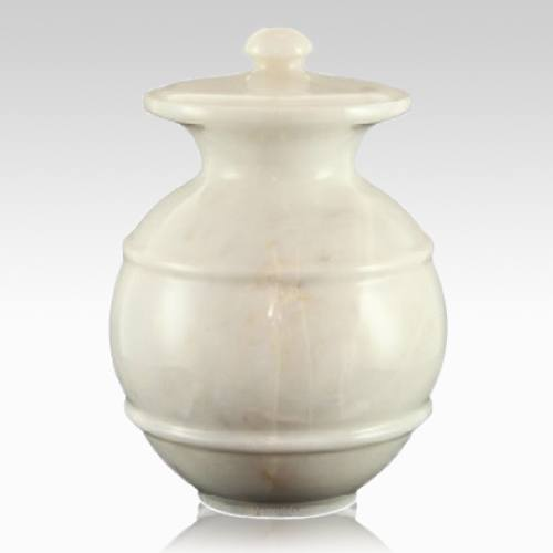 Eternity Marble Pet Cremation Urn