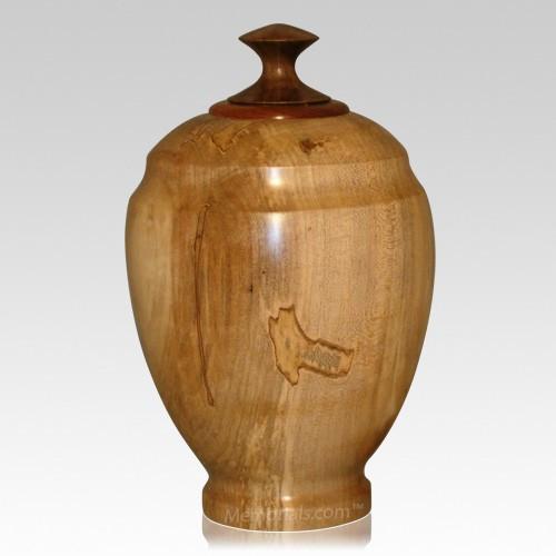 Eturno Wood Cremation Urn