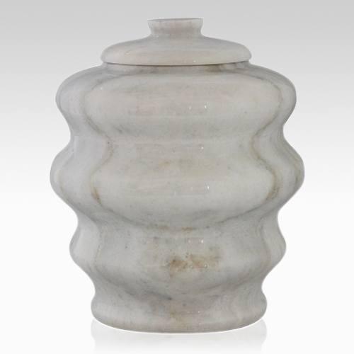 Exquisite Marble Pet Cremation Urn
