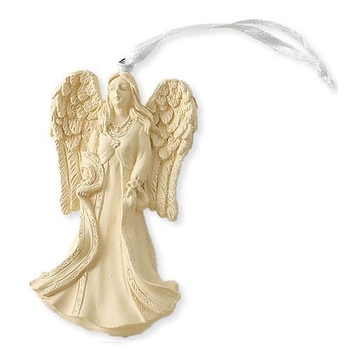 Faith Angel Keepsake Ornament