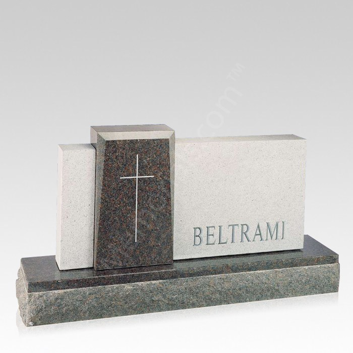 Faith Upright Cemetery Headstone
