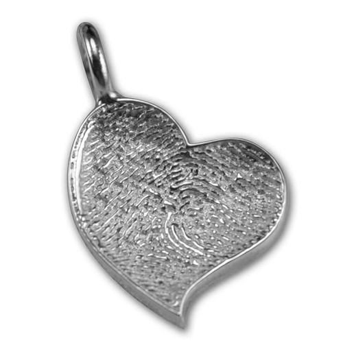 Fancy Heart Print Keepsakes