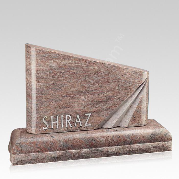 From Heaven Companion Granite Headstone