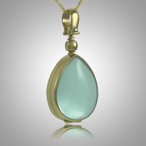 Drop glass locket memorial jewelry ii tear drop glass locket memorial jewelry ii mozeypictures Choice Image