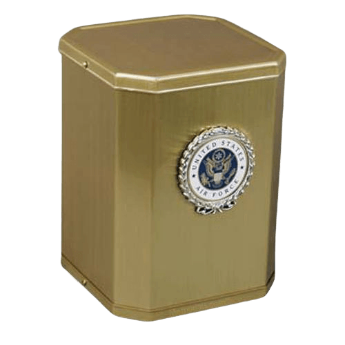 Glory Air Force Cremation Urn