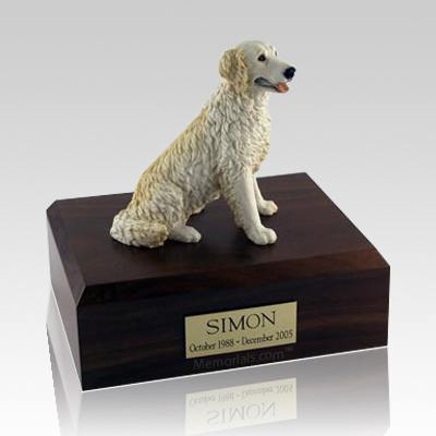 Golden Retriever Blond Dog Urns
