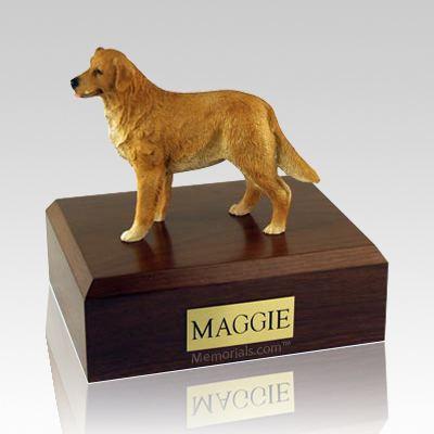 Golden Retriever Standing Dog Urns