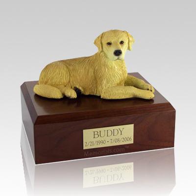 Golden Retriever Dog Urns