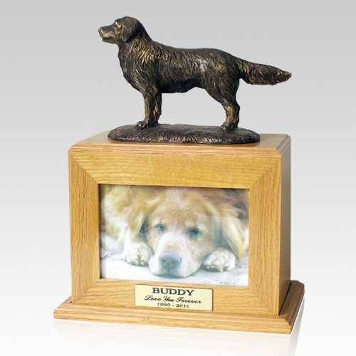 Golden Years Picture Pet Cremation Urns