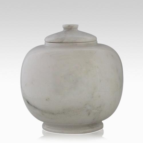 Grace Marble Pet Cremation Urn