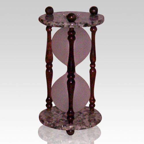 Hourglass Granite Pet Urn