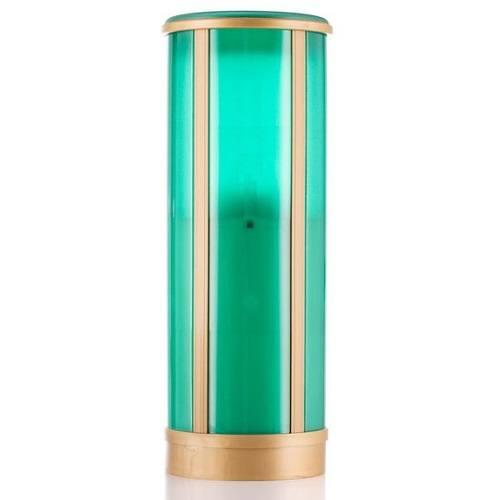 Green Memorial Candle