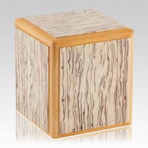 Grove Wood Cremation Urn