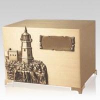Harbor Lighthouse Cremation Urn