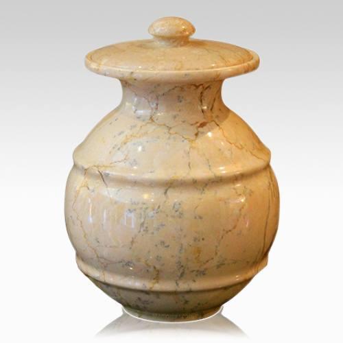Harmony Marble Pet Cremation Urn