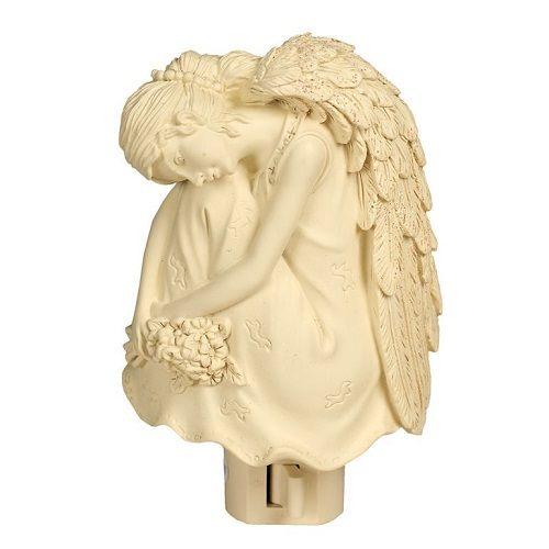 Harmony Nightlight Home & Garden Angel