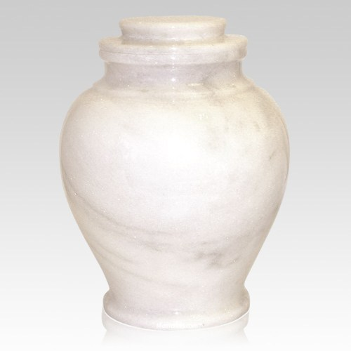 Heaven Marble Cremation Urn
