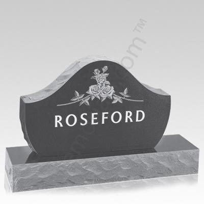 Heavenly Companion Granite Headstone