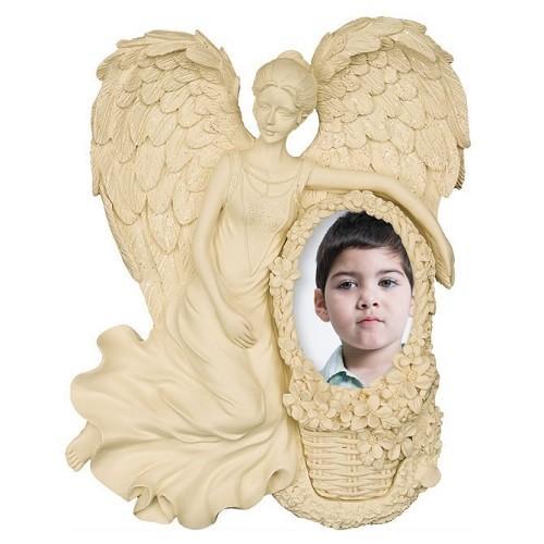 Heavenly Frame Home & Garden Angel