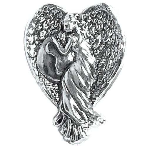 Heavenly Guardian Angel Lapel Pins