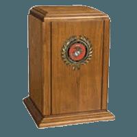 Hero Marines Cremation Urn