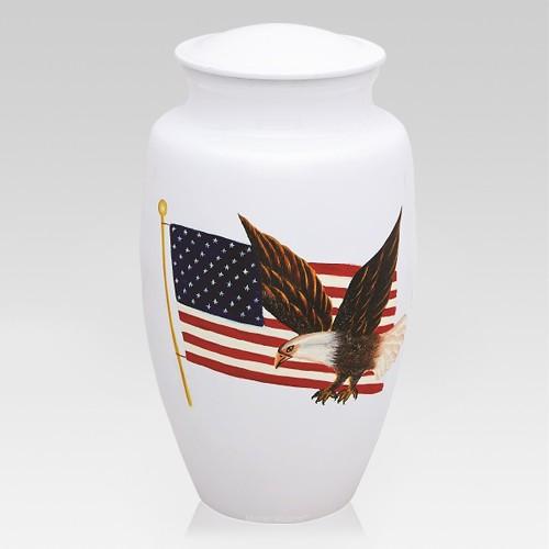Honor Flight Cremation Urn