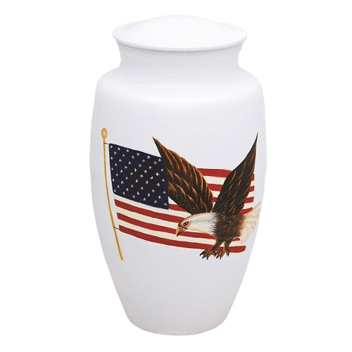 Honor Flight Cremation Urn