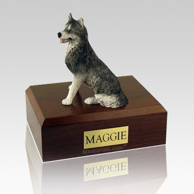Husky Large Dog Urn