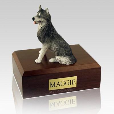 Husky X Large Dog Urn