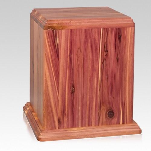 Imperial Cedar Cremation Urn