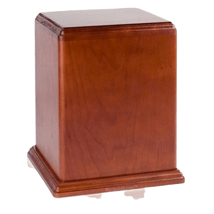 Imperial Cherry Cremation Urn