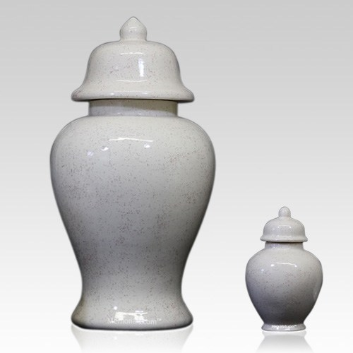 Jasper Ceramic Pet Urns
