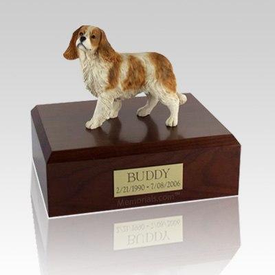 King Charles Spaniel Dog Urns
