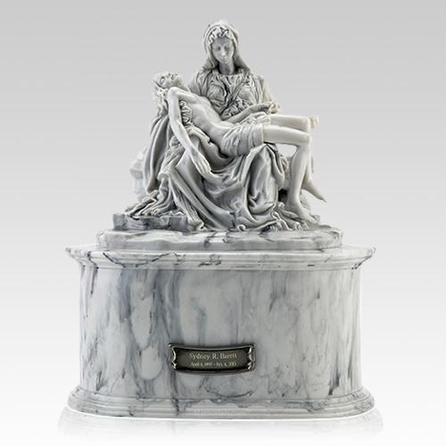 La Pieta Cremation Urns