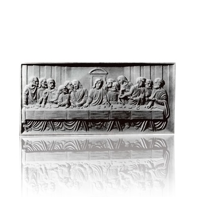 Last Supper Marble Statue