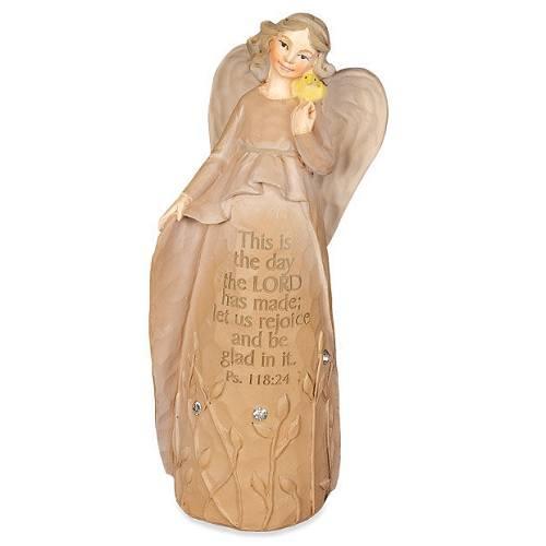 Let Us Rejoice Keepsake Angel