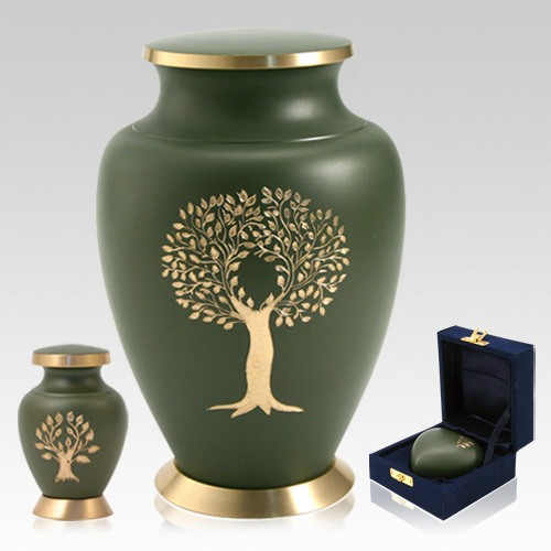 Life Tree Cremation Urns
