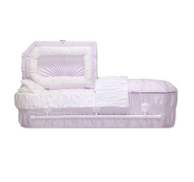 Lilac Cloud Child Caskets
