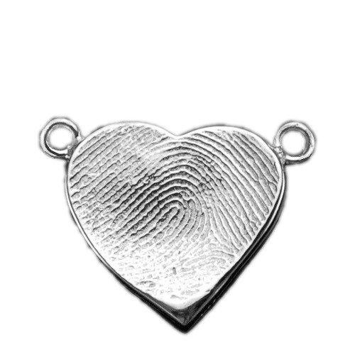 Link Heart Print Keepsakes