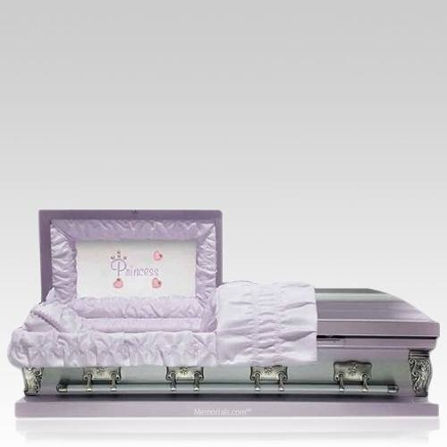 Little Princess Child Caskets