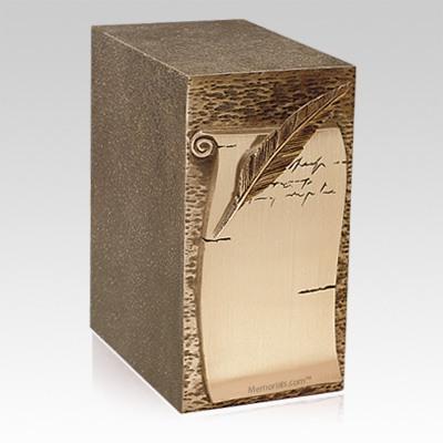 Love Notes Cremation Urn