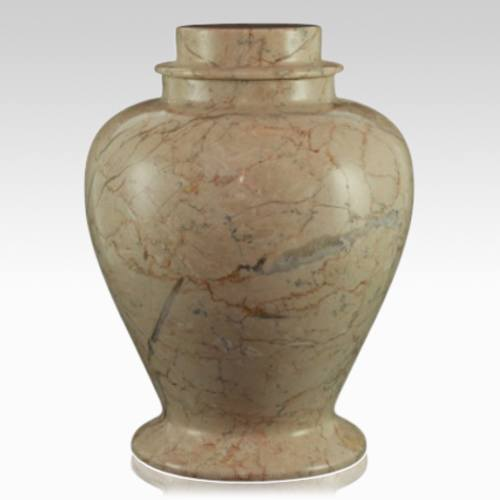 Loyalty Marble Pet Cremation Urn